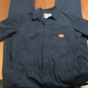 Dickies Short Sleeve Coveralls One Piece